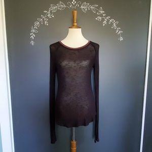 Free People Intimately - Sheer Sweater